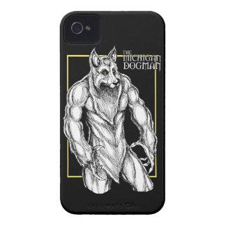 Carcasa Para iPhone 4 De Case-Mate El Michigan Dogman