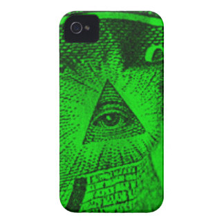 Carcasa Para iPhone 4 De Case-Mate El ojo de Illuminati