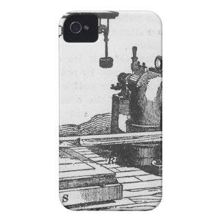Carcasa Para iPhone 4 De Case-Mate Ephemeras antiguas del vintage de la herramienta