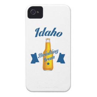 Carcasa Para iPhone 4 De Case-Mate Equipo de consumición de Idaho