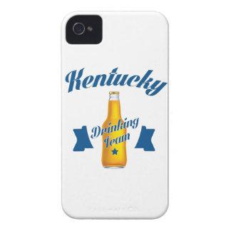 Carcasa Para iPhone 4 De Case-Mate Equipo de consumición de Kentucky