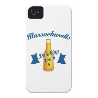 Carcasa Para iPhone 4 De Case-Mate Equipo de consumición de Massachusetts