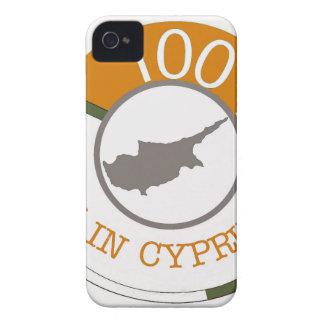 CARCASA PARA iPhone 4 DE Case-Mate ESCUDO 100% DE CHIPRE