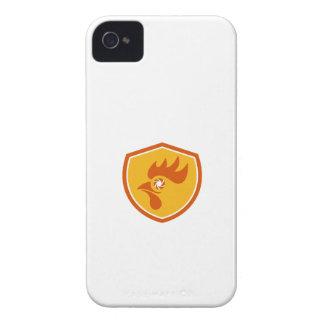 Carcasa Para iPhone 4 De Case-Mate Escudo del obturador del ojo del gallo retro