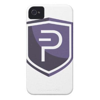 Carcasa Para iPhone 4 De Case-Mate Escudo púrpura PIVX