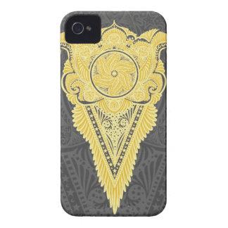 Carcasa Para iPhone 4 De Case-Mate Espada de flores, Tarot, espiritualidad, newage