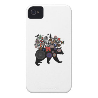 CARCASA PARA iPhone 4 DE Case-Mate ESTÁ TAN EL OSO