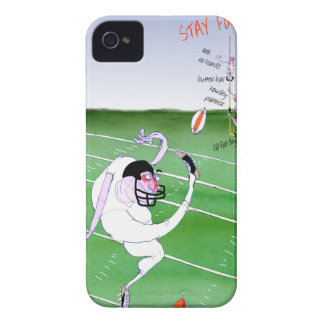 Carcasa Para iPhone 4 De Case-Mate Estancia enfocada, fernandes tony del Gridiron