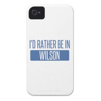 Carcasa Para iPhone 4 De Case-Mate Estaría bastante en Wilson