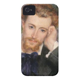 Carcasa Para iPhone 4 De Case-Mate Eugène Murer - aceite en lona