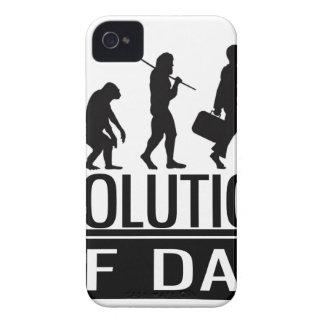 Carcasa Para iPhone 4 De Case-Mate evolución del papá