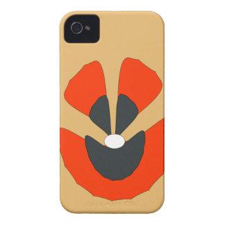 Carcasa Para iPhone 4 De Case-Mate flor de lujo