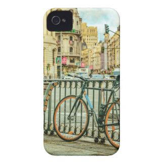 Carcasa Para iPhone 4 De Case-Mate Gran vía la calle, Madrid, España
