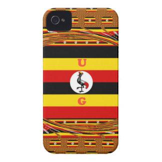 Carcasa Para iPhone 4 De Case-Mate Hakuna asombroso hermoso Matata Uganda precioso