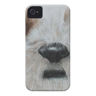 Carcasa Para iPhone 4 De Case-Mate Harry el Shih Tzu