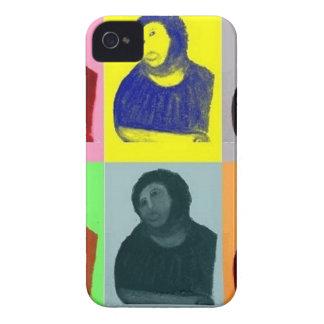 Carcasa Para iPhone 4 De Case-Mate Homo de Ecce - estilo del arte pop