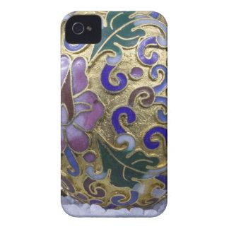 Carcasa Para iPhone 4 De Case-Mate Huevo del oro