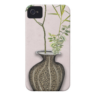 Carcasa Para iPhone 4 De Case-Mate Ikebana 6 por los fernandes tony