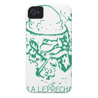 Carcasa Para iPhone 4 De Case-Mate Im un Leprechaun