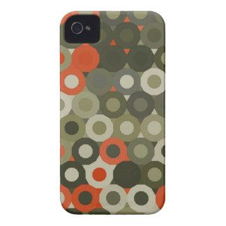 Carcasa Para iPhone 4 De Case-Mate imagen abstracta