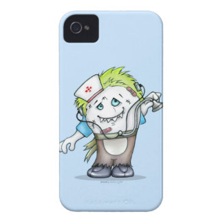 Carcasa Para iPhone 4 De Case-Mate iPhone EXTRANJERO 4 Barely There del MONSTRUO de