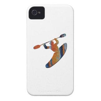 Carcasa Para iPhone 4 De Case-Mate Kajak extremo