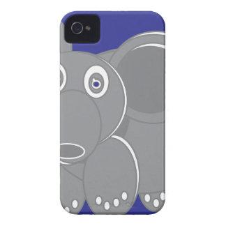 Carcasa Para iPhone 4 De Case-Mate La forma hizo el elefante