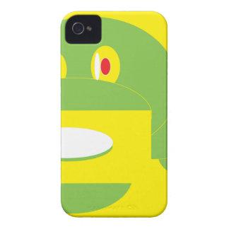 Carcasa Para iPhone 4 De Case-Mate La forma hizo la serpiente