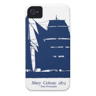 Carcasa Para iPhone 4 De Case-Mate La Maria Celeste 1872 por los fernandes tony
