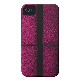 Carcasa Para iPhone 4 De Case-Mate Ladrillos púrpuras