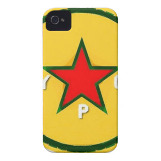 Carcasa Para iPhone 4 De Case-Mate logotipo 4 del ypg