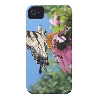 Carcasa Para iPhone 4 De Case-Mate Mariposa (tigre Swallowtail)