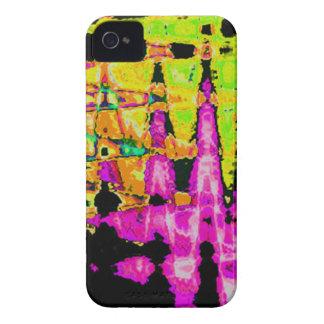 Carcasa Para iPhone 4 De Case-Mate Modelo asombroso hermoso de los colores de agua