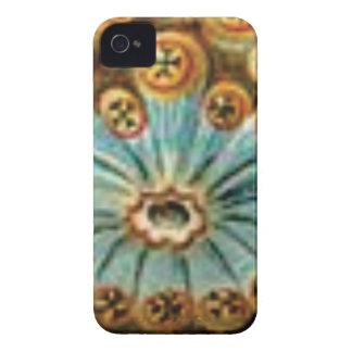 Carcasa Para iPhone 4 De Case-Mate modelo poner crema azul fresco