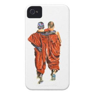 Carcasa Para iPhone 4 De Case-Mate Monjes budistas