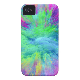 Carcasa Para iPhone 4 De Case-Mate Multi coloreada