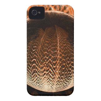 Carcasa Para iPhone 4 De Case-Mate Naranja en el globo cristalino