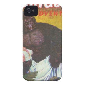 Carcasa Para iPhone 4 De Case-Mate Novio del gorila