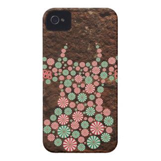 Carcasa Para iPhone 4 De Case-Mate Oh ciervos dulces
