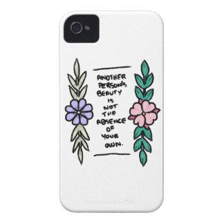 Carcasa Para iPhone 4 De Case-Mate Otra belleza de las personas