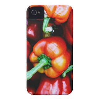 Carcasa Para iPhone 4 De Case-Mate Paprikas Rojos