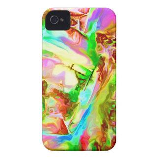 Carcasa Para iPhone 4 De Case-Mate Piedras preciosas en colores pastel