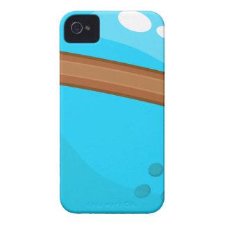 Carcasa Para iPhone 4 De Case-Mate Planeta azul