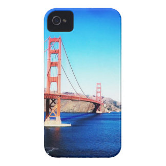 Carcasa Para iPhone 4 De Case-Mate Puente Golden Gate California de San Francisco