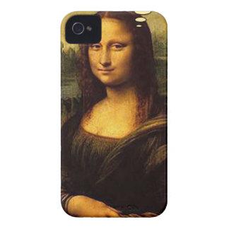 Carcasa Para iPhone 4 De Case-Mate Puercos espines de Mona Lisa