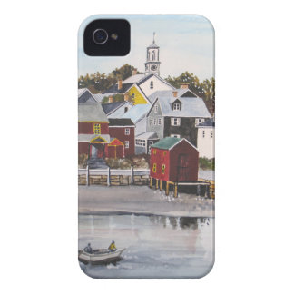 Carcasa Para iPhone 4 De Case-Mate Puerto de Portsmouth, New Hampshire