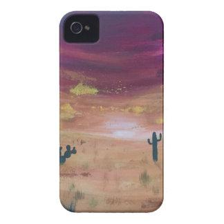 Carcasa Para iPhone 4 De Case-Mate Puesta del sol del desierto