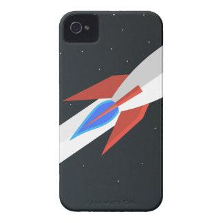Carcasa Para iPhone 4 De Case-Mate Rocket que arruina apagado