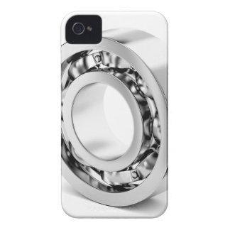 Carcasa Para iPhone 4 De Case-Mate Rodamiento de bolitas