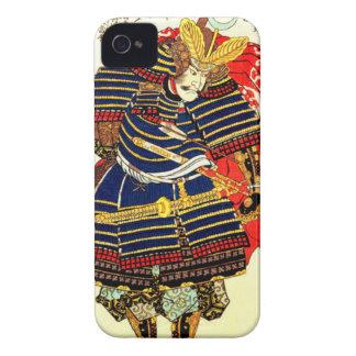 Carcasa Para iPhone 4 De Case-Mate Samurai - 歌川国芳 de Utagawa Kuniyoshi